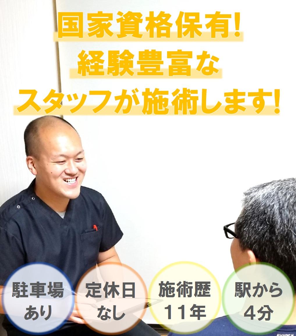 腰痛整体FUKUROH(フクロウ)
